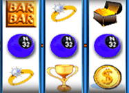 Paramount Bingo - 3,4,5 Reel Slot games
